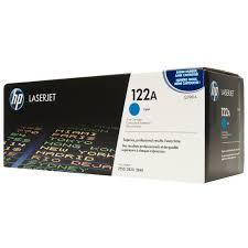 HP 122A Cyan Toner Cartridge
