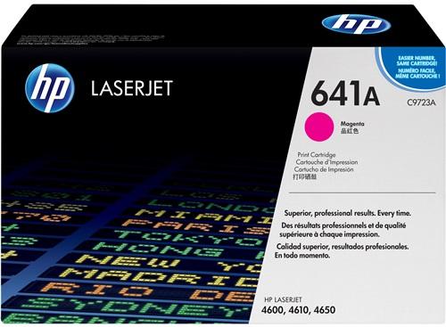 HP 641A Magenta Toner Cartridge