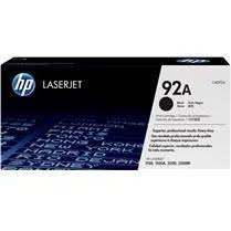 HP 92A Black Toner Cartridge