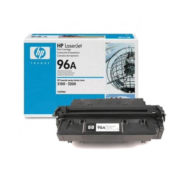 HP 96A Black Toner Cartridge