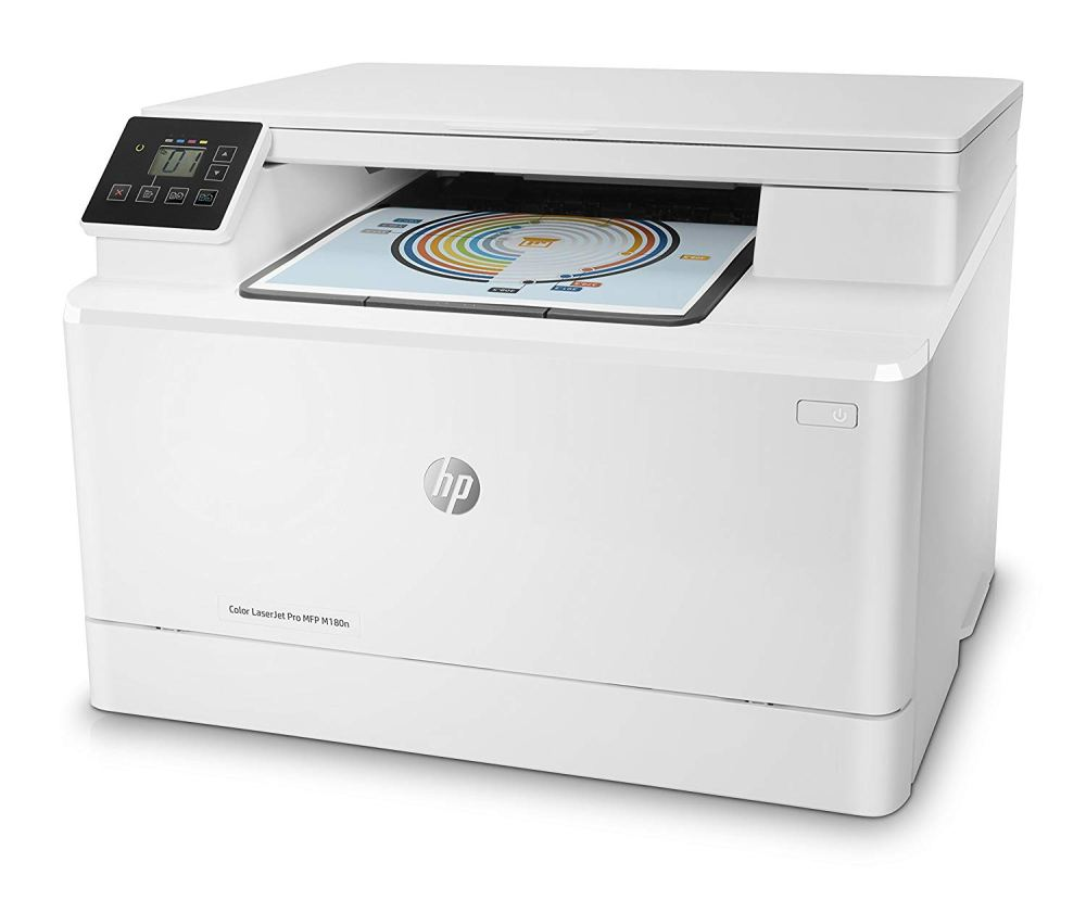 HP Color LaserJet Pro MFP M180n printer