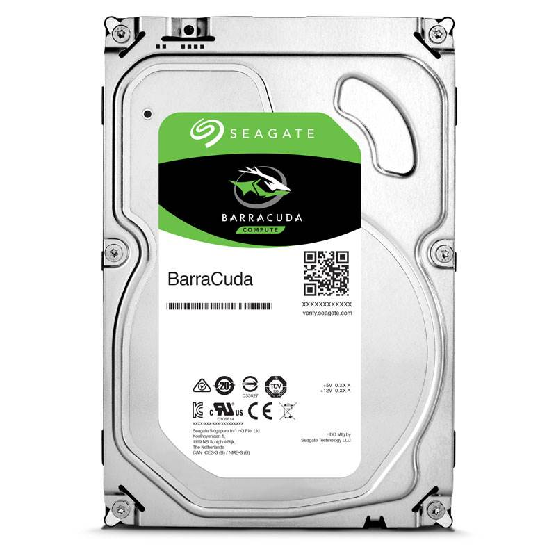 Seagate 1TB Desktop internal Hard Drive