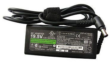 Sony 19.5V 3.9A laptop charger
