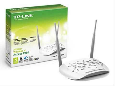 TP-Link TL-WA801ND Wireless N Access Point