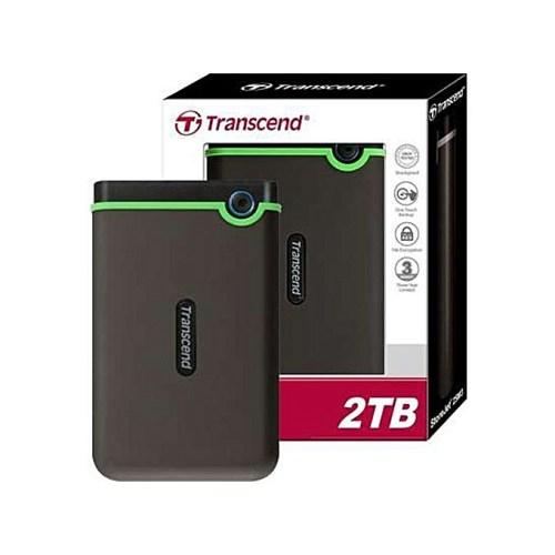 Transcend 2TB USB External Hard Drive