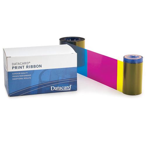 Datacard 534700-005-R010 YMCK-KT Color Ribbon