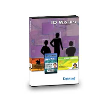 Datacard ID Works Enterprise Software