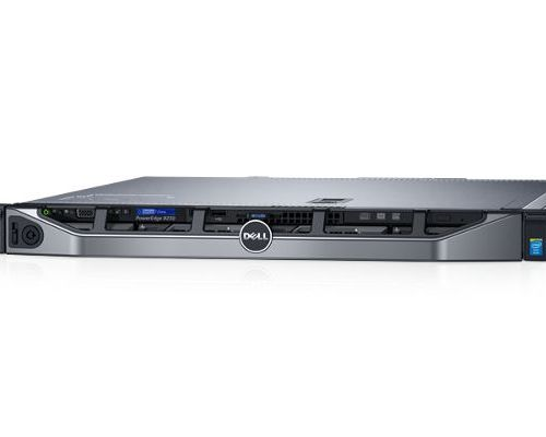 Dell PowerEdge R230 Intel Xeon E3-1220 V6 Server
