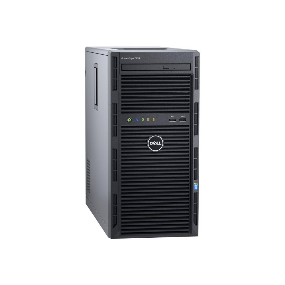Dell PowerEdge T130 Intel Xeon E3-1220 V6 Server