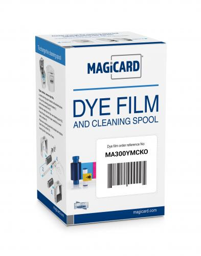 Magicard MA300YMCKO Printer Ribbon