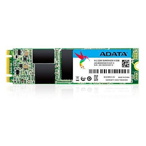 Adata SU800 1TB M.2 2280 SATA SSD