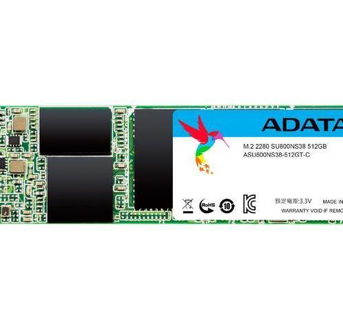 Adata SU800 512GB M.2 2280 SATA SSD