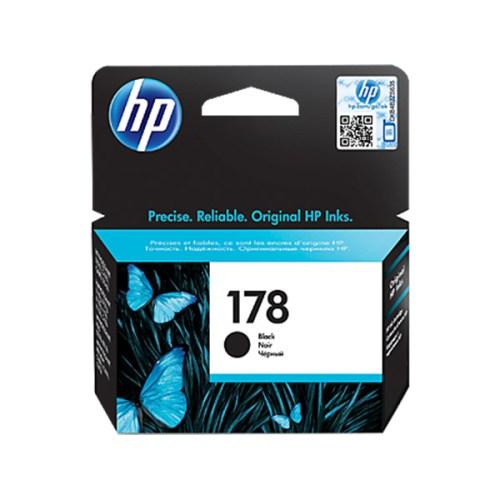 HP 178 black ink cartridge