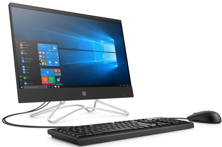 HP 200 G3 4GB 1TB 21.5 inch All-in-One PC