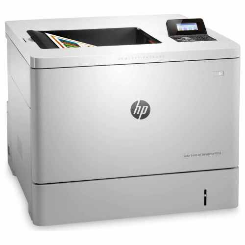 HP Color LaserJet M553DN printer