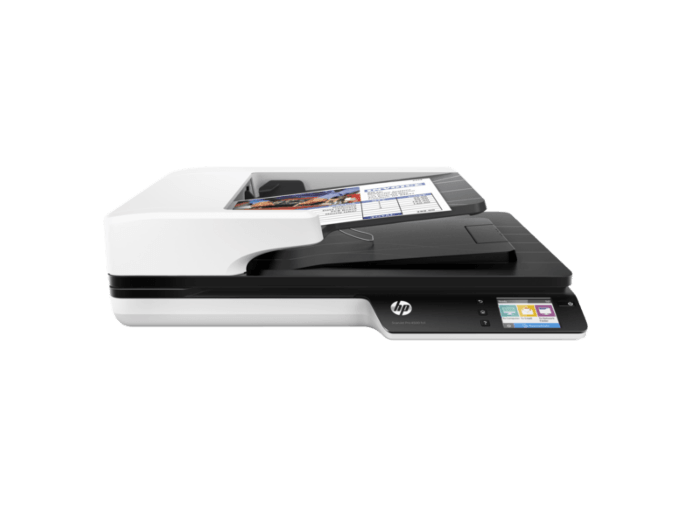 HP ScanJet Pro 4500 fn1 Flatbed Scanner