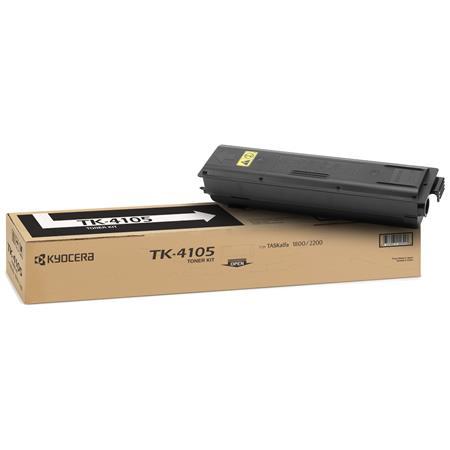 Kyocera TK-4105 Black toner cartridge