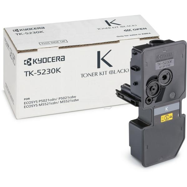 Kyocera TK-5230K black toner cartridge