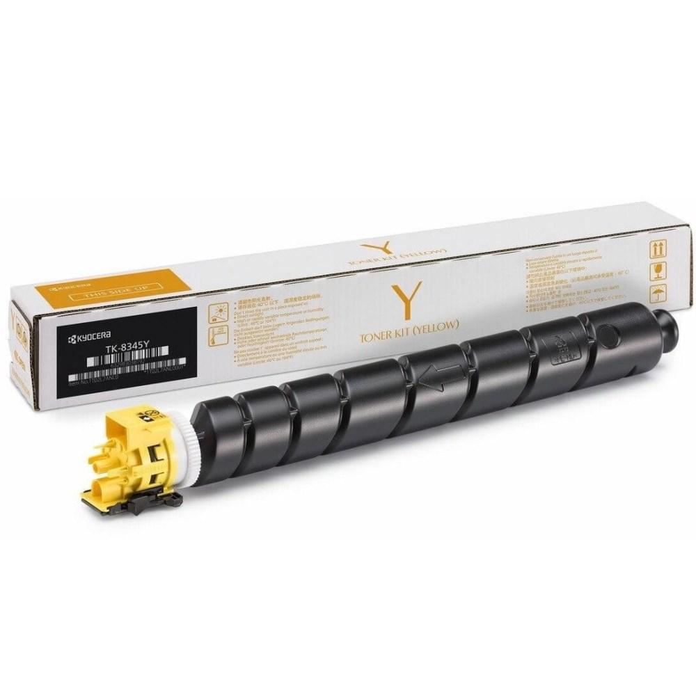 Kyocera TK-8345Y yellow toner cartridge