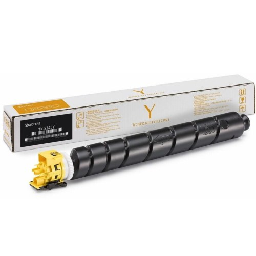 Kyocera TK-8345Y yellow toner cartridge