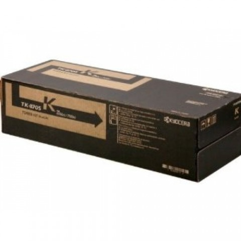 Kyocera TK-8705K black toner cartridge