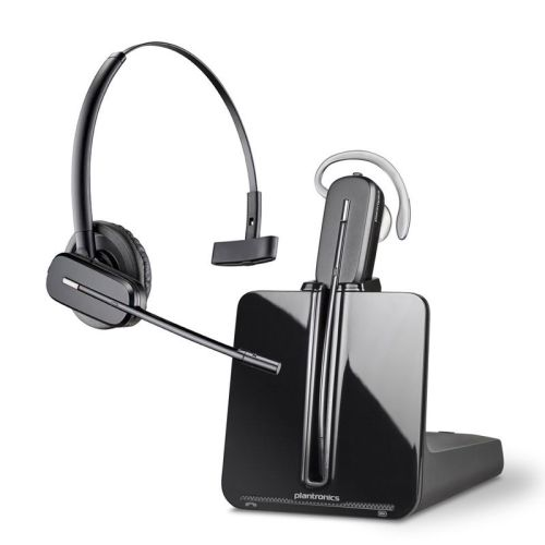 Plantronics CS540A wireless telephone DECT headset