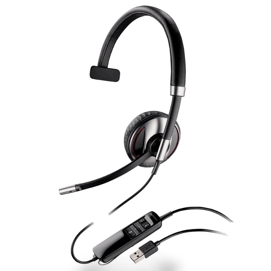 Plantronics blackwire C-510-M headset