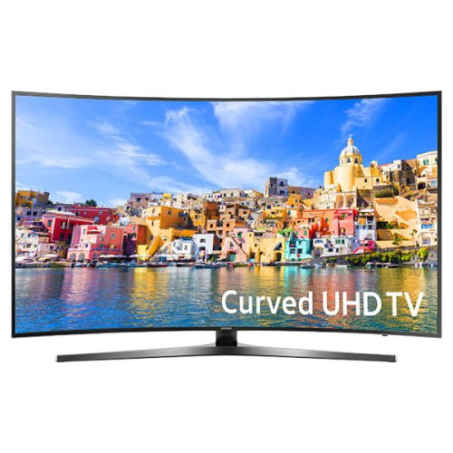 Samsung 49 inch 4K Curved Smart TV