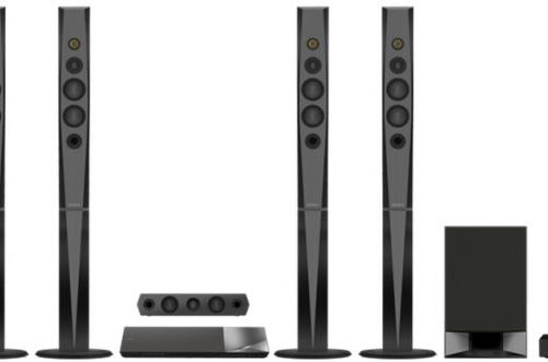 Sony BDV-N9200W Blu-ray Home Theatre System