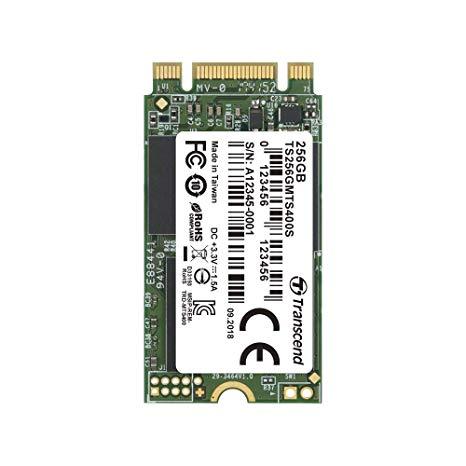 Transcend 256GB M.2 2242 SATA SSD