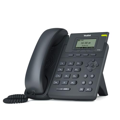 Yealink SIP-T19P entry level IP phone