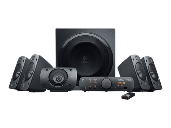 Logitech Z906 5.1 Surround Speakers
