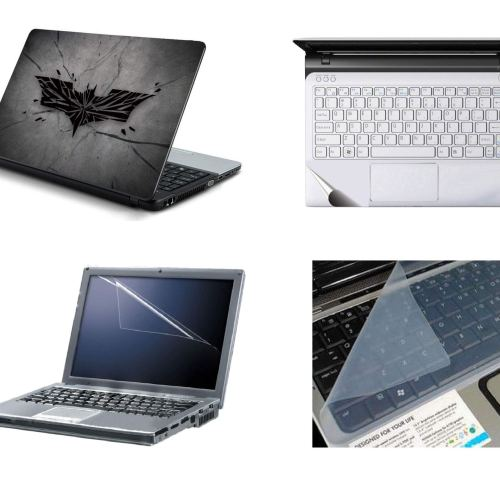 4 in 1 Laptop cover case