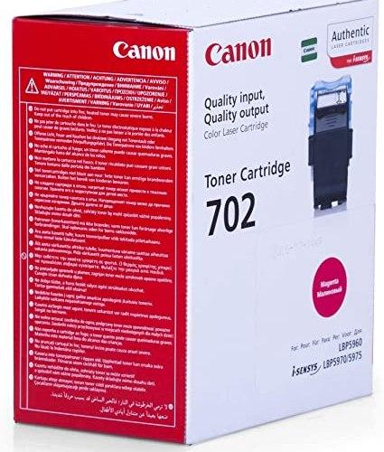 Canon 702 Magenta toner cartridge