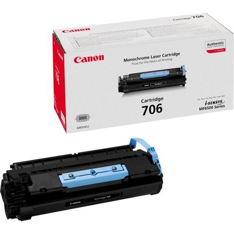 Canon 706 toner cartridge