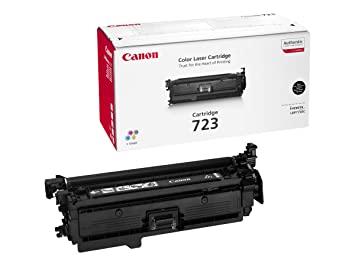 Canon 723 Black toner cartridge