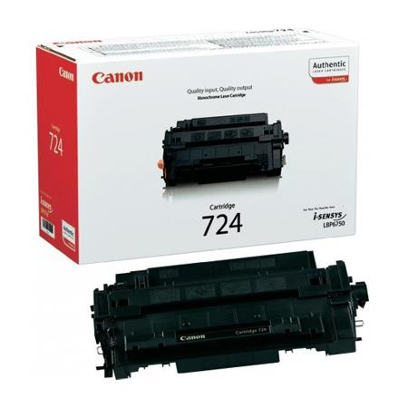 Canon 724 toner cartridge