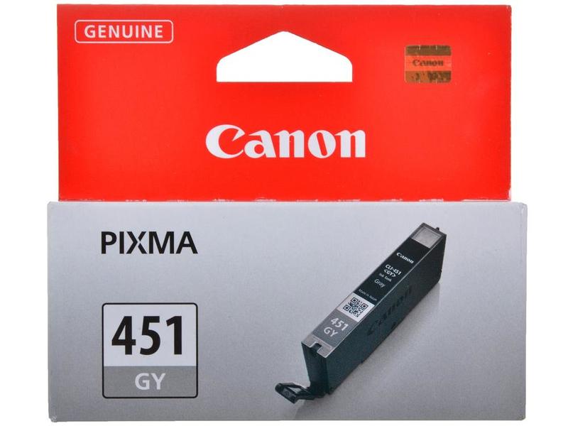 Canon CLI-451 Grey Ink Cartridge