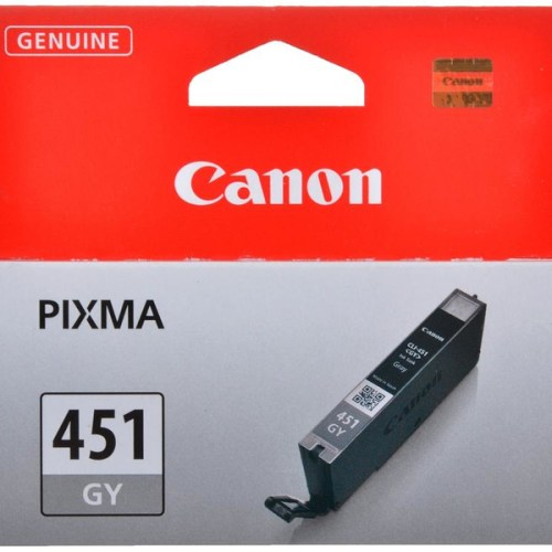 Canon CLI-451 Grey Ink Cartridge