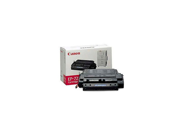Canon EP-72 Black Toner Cartridge