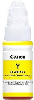 Canon GI-490 Yellow Ink Cartridge