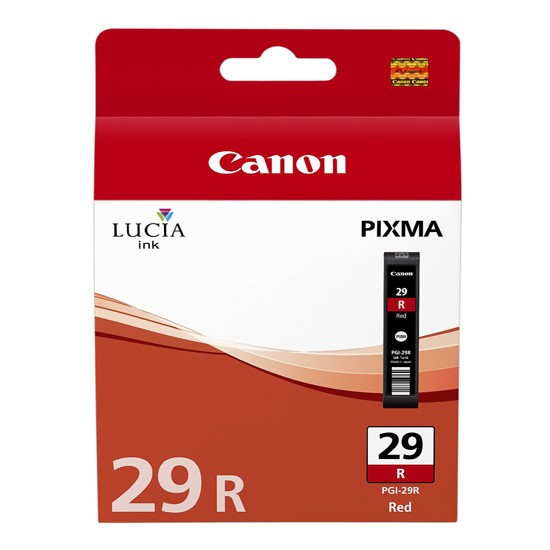 Canon PGI-29R Red Ink Cartridge