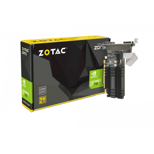 Zotac GeForce GT 710 2GB graphics card