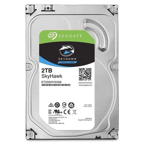 2TB surveillance hard disk