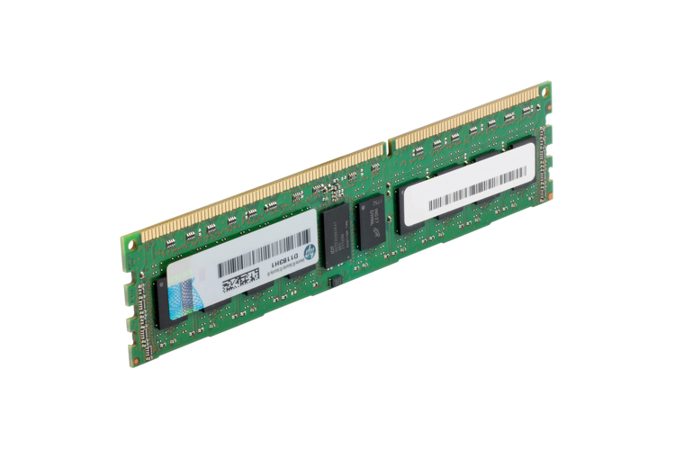 HP 16GB Dual Rank x4 PC3 G8 Server Ram