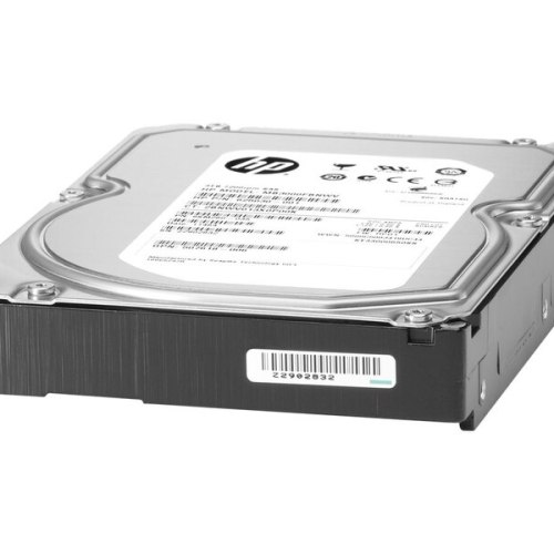 "HP 1TB 6G SATA 7.2K RPM LFF 3.5"" Hard Drive"