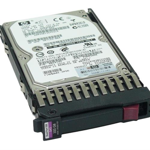 HP 300GB 3G 10K 2.5 SAS Dual Port Server Hard Disk