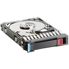 "HP 500GB 6G 7.2K 2.5"" SAS Dual Port Server Hard Disk"