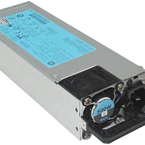 HP 500W FS Hot Plug Gen9 Power Supply Kit