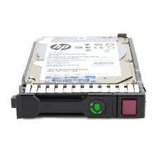 "HP 600GB 6G SAS 10K 2.5"" SC Server Hard Disk"